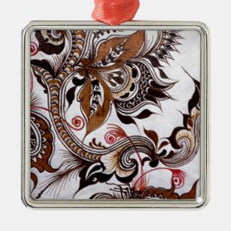 batik no 4 colection christmas ornament