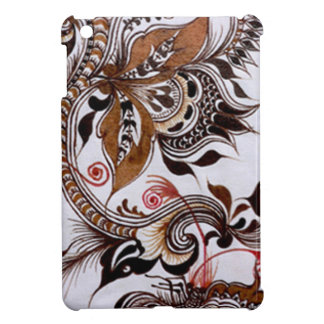batik no.4 colection cover for the iPad mini