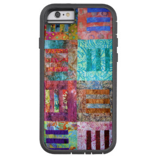 Batik Quilting Design Tough Xtreme iPhone 6 Case