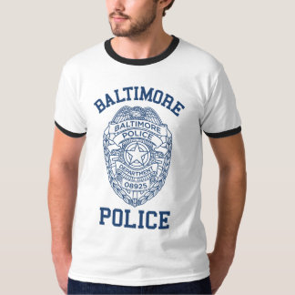 Batimore Police Maryland T-Shirt