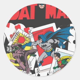 Batman #11 Comic Round Sticker
