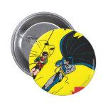 Batman #1 Comic 6 Cm Round Badge