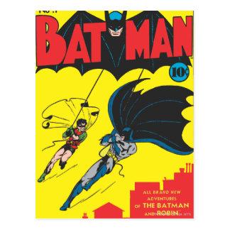 Batman #1 Comic Postcard