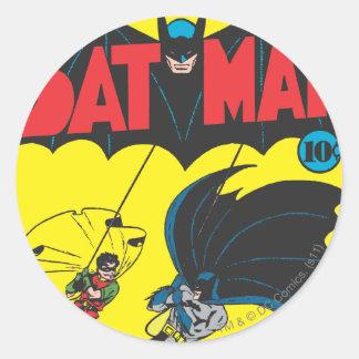 Batman #1 Comic Round Sticker