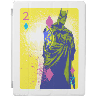Batman 2 of Diamonds iPad Cover