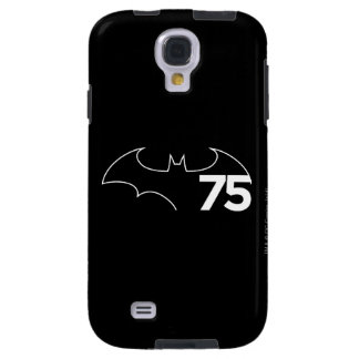 Batman 75 Logo Galaxy S4 Case