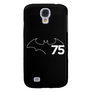Batman 75 Logo Galaxy S4 Case