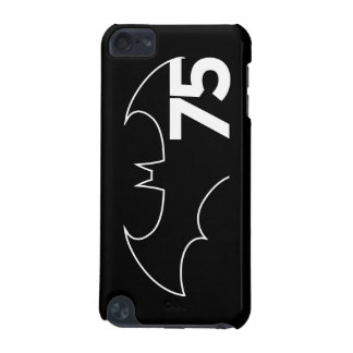 Batman 75 Logo iPod Touch (5th Generation) Cases