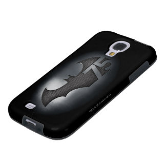 Batman 75 - Metal Grid Galaxy S4 Case