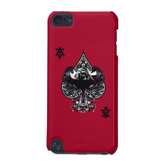 Batman Ace of Spaces Gothic Crest iPod Touch (5th Generation) Cover