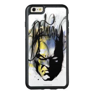 Batman Airbrush Portrait OtterBox iPhone 6/6s Plus Case