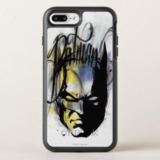Batman Airbrush Portrait OtterBox Symmetry iPhone 8 Plus/7 Plus Case