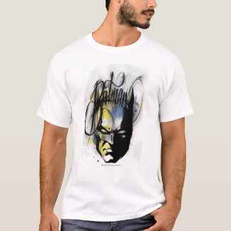Batman Airbrush Portrait T-Shirt