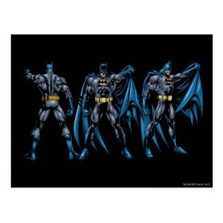 Batman - All Sides Postcard