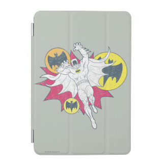 Batman And Bat Symbol Graphic iPad Mini Cover