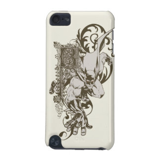 Batman and Decorated Letter B iPod Touch 5G Cases