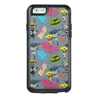 Batman And Robin Action Pattern OtterBox iPhone 6/6s Case