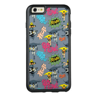 Batman And Robin Action Pattern OtterBox iPhone 6/6s Plus Case