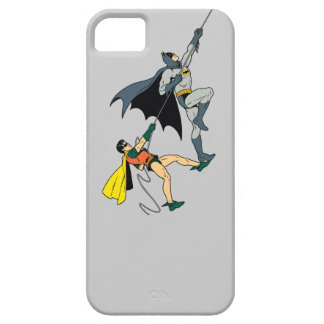 Batman And Robin Climb 2 iPhone 5 Covers