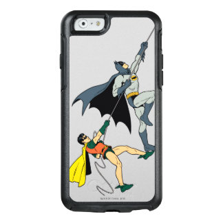 Batman And Robin Climb 2 OtterBox iPhone 6/6s Case