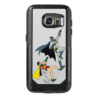 Batman And Robin Climb 2 OtterBox Samsung Galaxy S7 Case