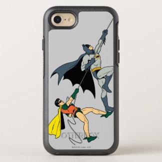 Batman And Robin Climb 2 OtterBox Symmetry iPhone 8/7 Case