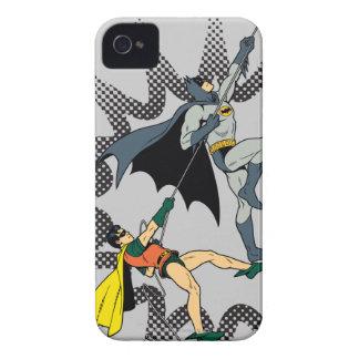 Batman And Robin Climb iPhone 4 Covers