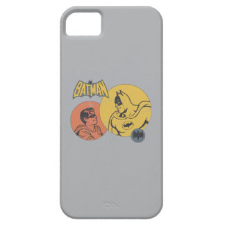 Batman And Robin Graphic - Distressed Case For The iPhone 5