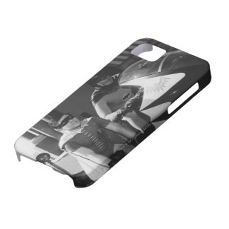 Batman and Robin in Batcycle Case For The iPhone 5