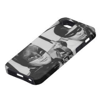 Batman and Robin In Batmobile Tough iPhone 5 Case