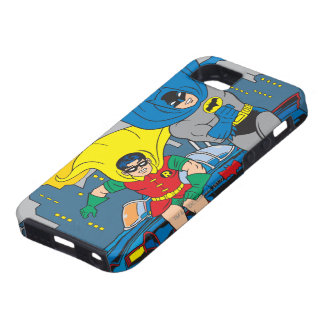 Batman And Robin Running Case For The iPhone 5