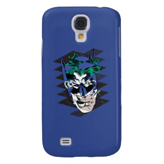Batman and The Joker Collage Galaxy S4 Case
