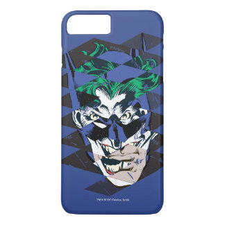 Batman and The Joker Collage iPhone 7 Plus Case