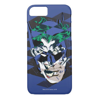 Batman and The Joker Collage iPhone 8/7 Case