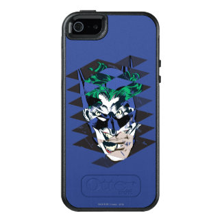 Batman and The Joker Collage OtterBox iPhone 5/5s/SE Case