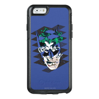 Batman and The Joker Collage OtterBox iPhone 6/6s Case
