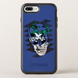 Batman and The Joker Collage OtterBox Symmetry iPhone 8 Plus/7 Plus Case