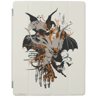 Batman and Tree iPad Cover