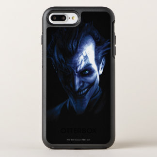 Batman: Arkham Asylum   The Joker In Shadow OtterBox Symmetry iPhone 8 Plus/7 Plus Case