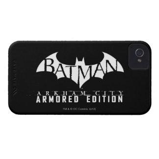 Batman: Arkham City Armored Edition BW Case-Mate iPhone 4 Case