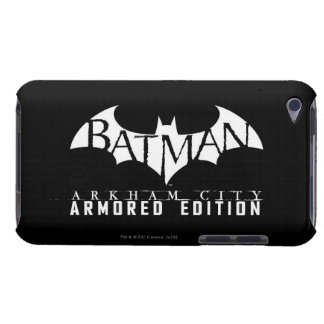 Batman: Arkham City Armored Edition BW iPod Case-Mate Cases