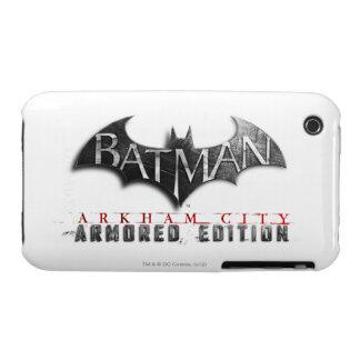 Batman: Arkham City Armored Edition W iPhone 3 Case