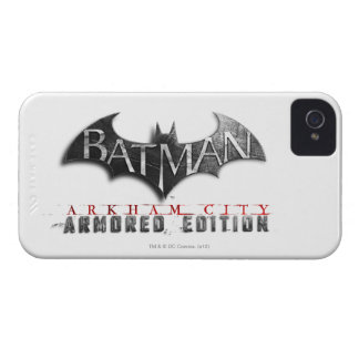 Batman: Arkham City Armored Edition W iPhone 4 Covers