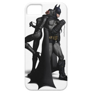 Batman Arkham City | Batman and Catwoman Barely There iPhone 5 Case