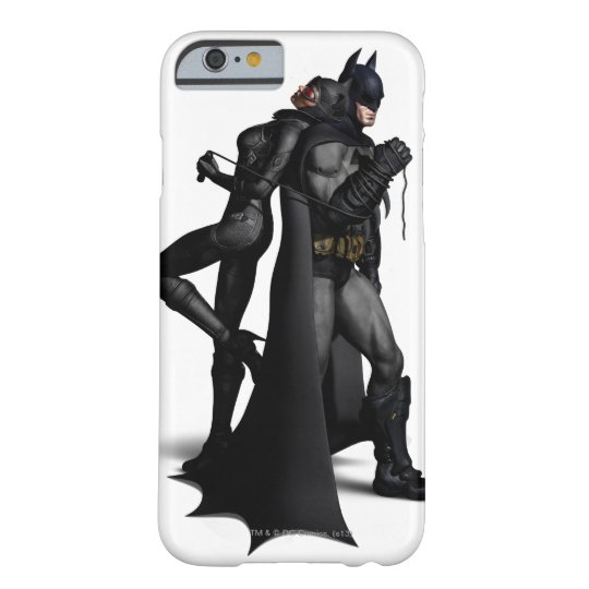 Batman Arkham City   Batman and Catwoman Barely