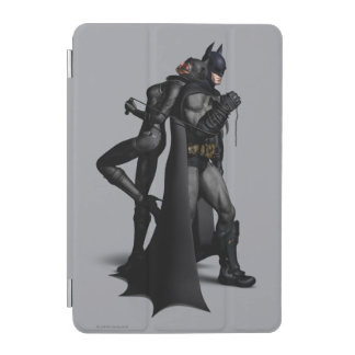Batman Arkham City | Batman and Catwoman iPad Mini Cover