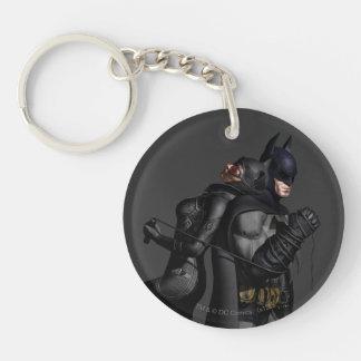 Batman Arkham City | Batman and Catwoman Key Ring