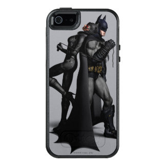 Batman Arkham City | Batman and Catwoman OtterBox iPhone 5/5s/SE Case