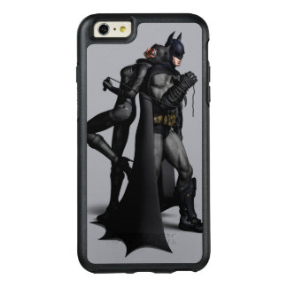 Batman Arkham City | Batman and Catwoman OtterBox iPhone 6/6s Plus Case