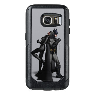 Batman Arkham City | Batman and Catwoman OtterBox Samsung Galaxy S7 Case